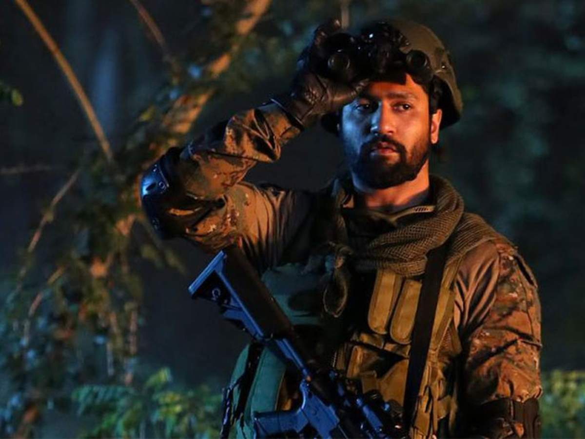 Uri The Surgical Strike Box Office Collection Vicky Kaushal And