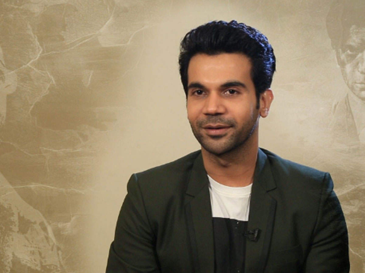 Rajkummar Rao came to Mumbai at the age of 16 to audition for a dance show  | Hindi Movie News - Times of India