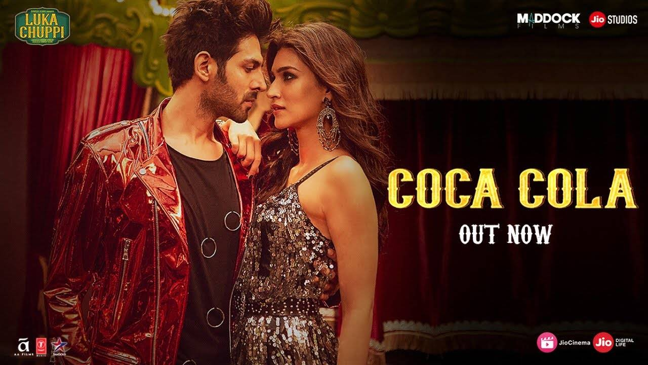 'Luka Chuppi' song 'Coca Cola': Kartik Aaryan and Kriti Sanon's party  number will get you on the dance floor