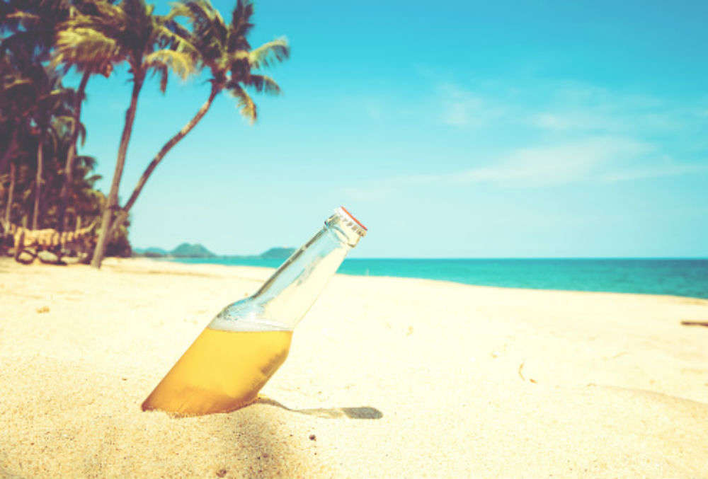 Free chilled beer in Goa! Know how