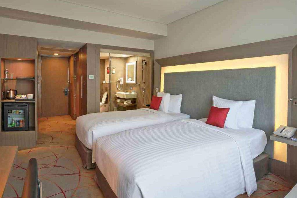 Novotel Ahmedabad Hotel