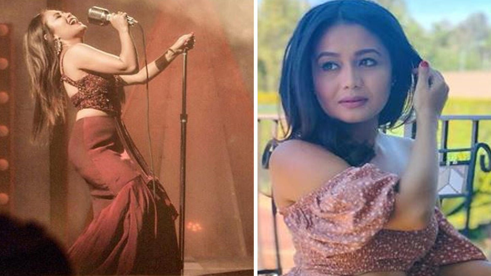 Tera Ghata: Neha Kakkar's message to ex-boyfriend Himansh Kohli