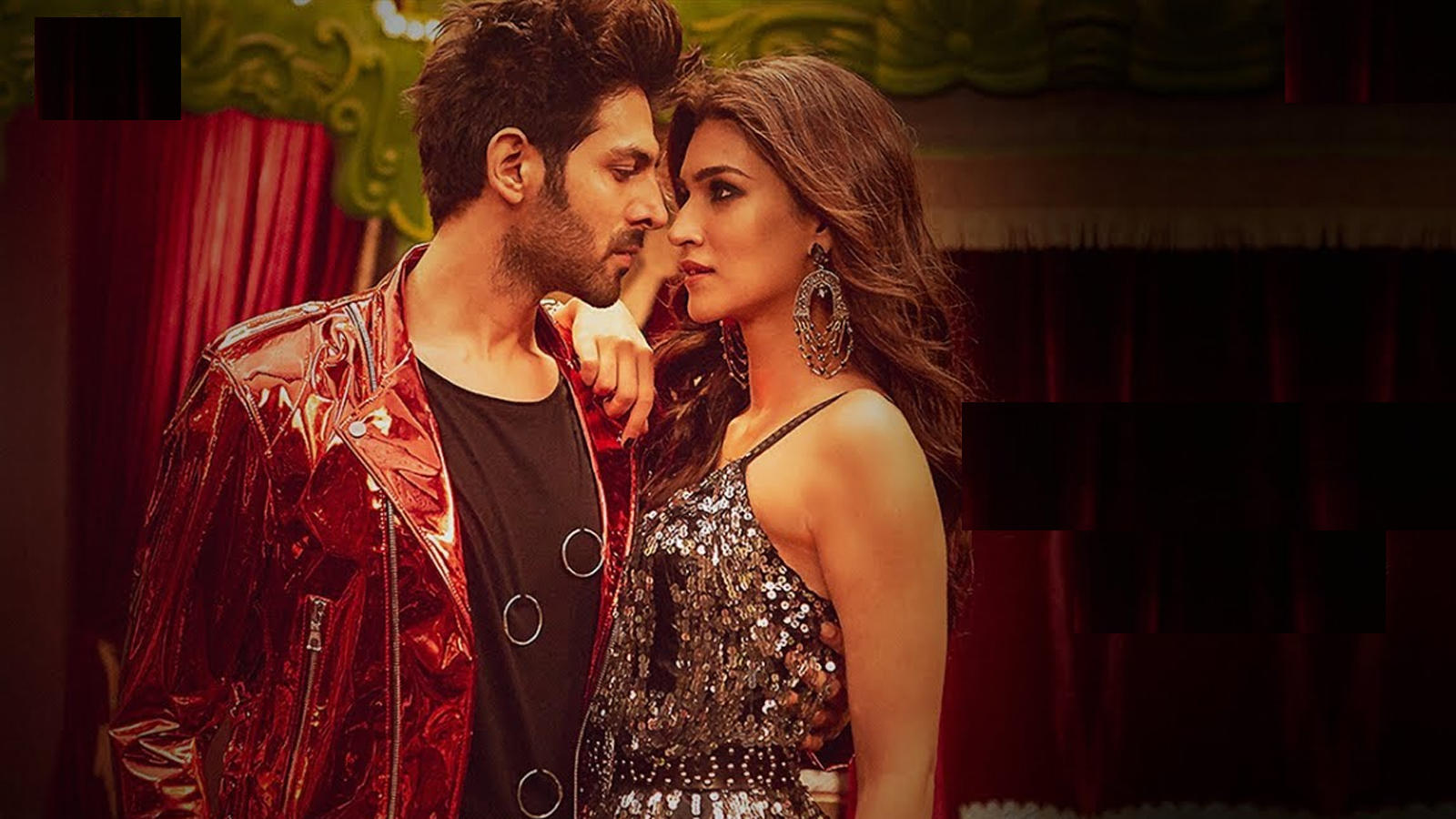 Kriti Sanon And Kartik Aaryan S Song Coca Cola From Luka Chuppi