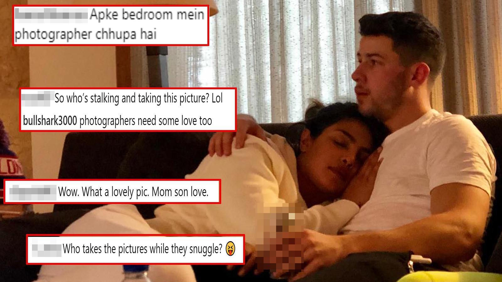 Priyanka Chopra and Nick Jonas' latest cosy picture gets trolled