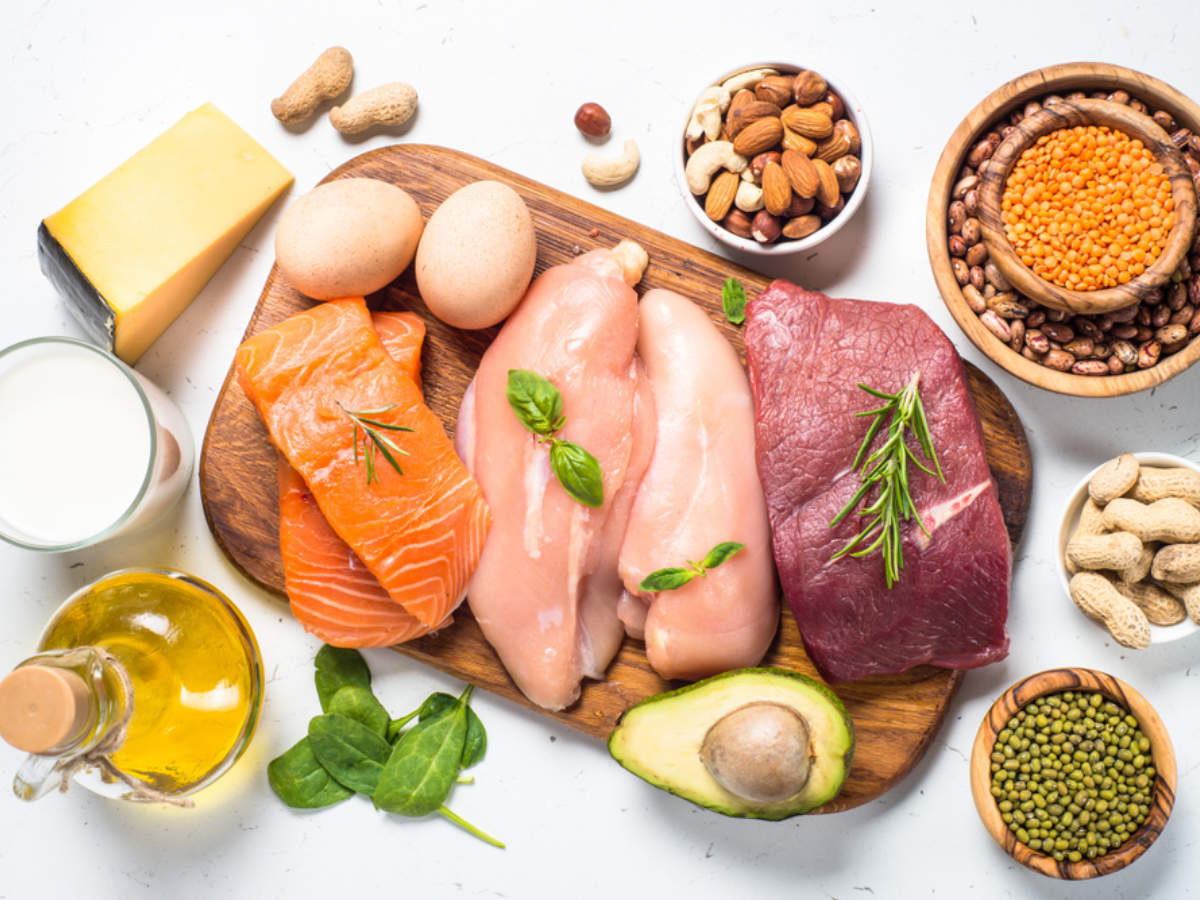 discuss the role of protein in the diet.