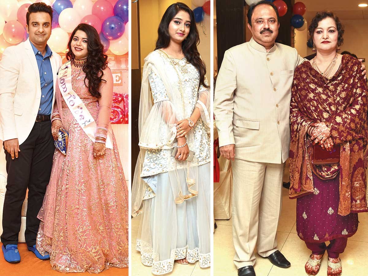 Ayman S Baby Shower Was All About Music And Masti Events Movie News Times Of India