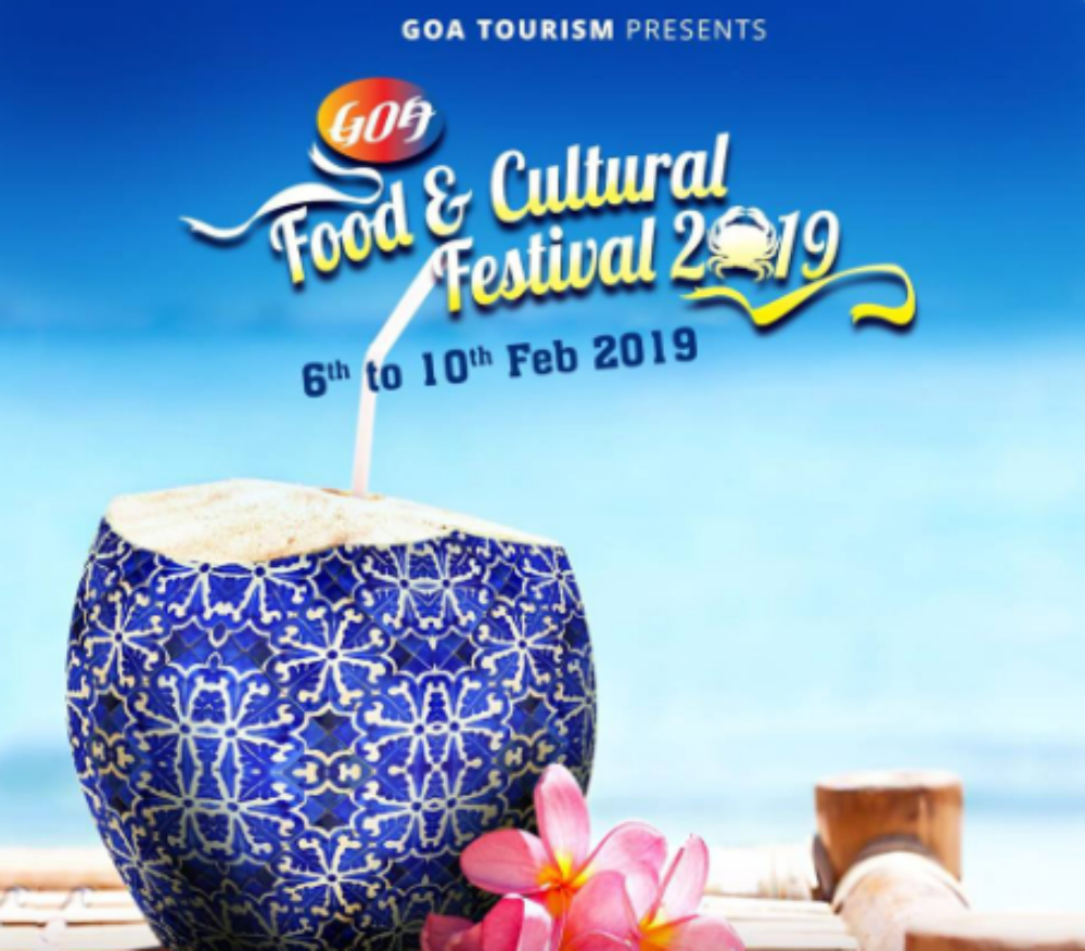 Goa Food and Cultural Festival 2019 starts today, do not miss.