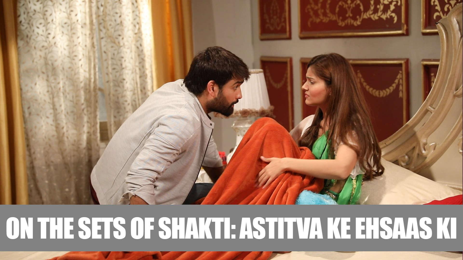 On the sets of Shakti: Astitva Ke Ehsaas Ki