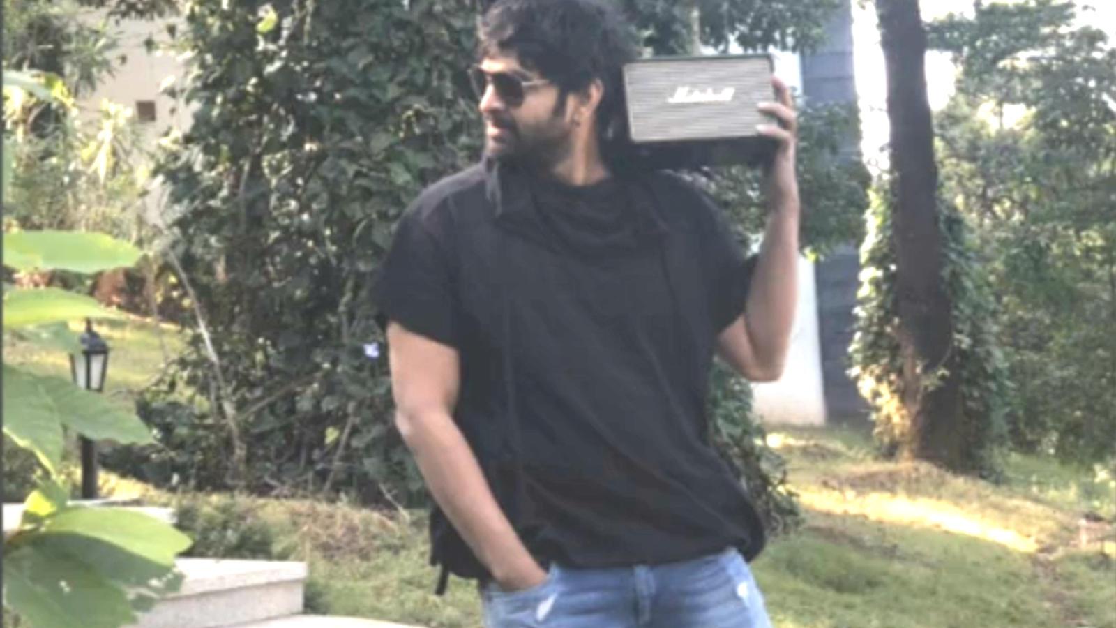 Sree Vishnu is back in new avatar for 'Thipparaa Meesam'
