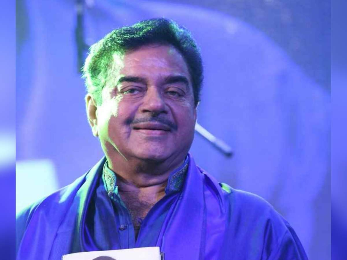 #metoo: Behind Every Successful Man's Fall, Is A Woman Says Shatrughan Sinha | Hindi Movie News
