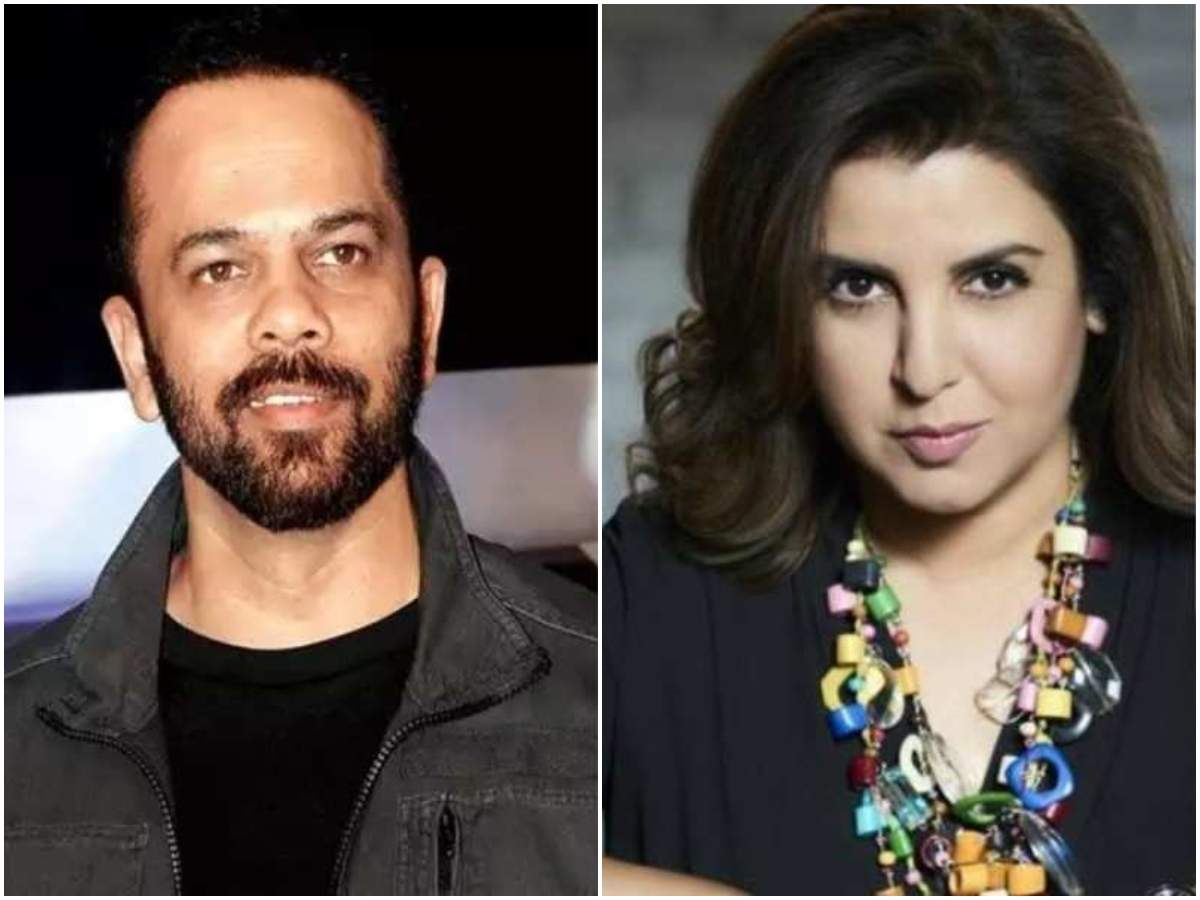 Rohit Shetty And Farah Khan Team Up For An Action-comedy Film | Hindi Movie News
