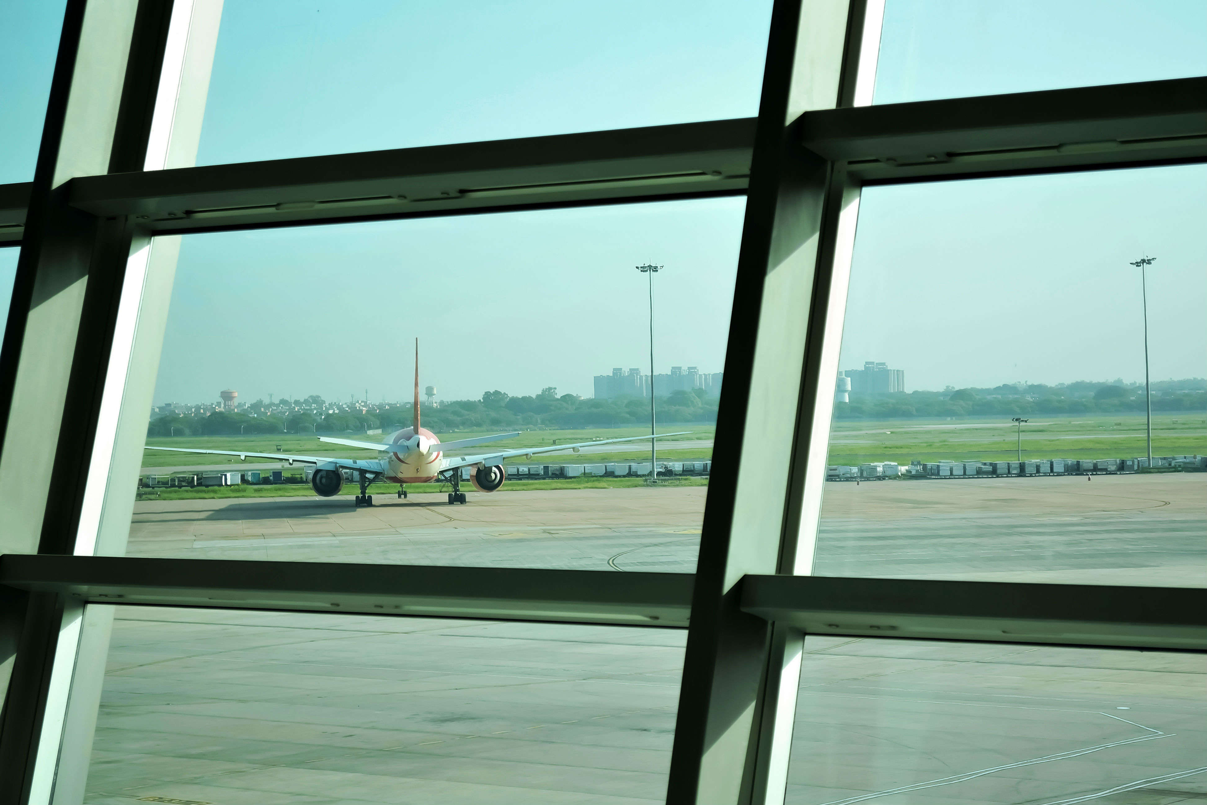Mumbai airport runway repair-works result in cancelled flights and surge in airfares