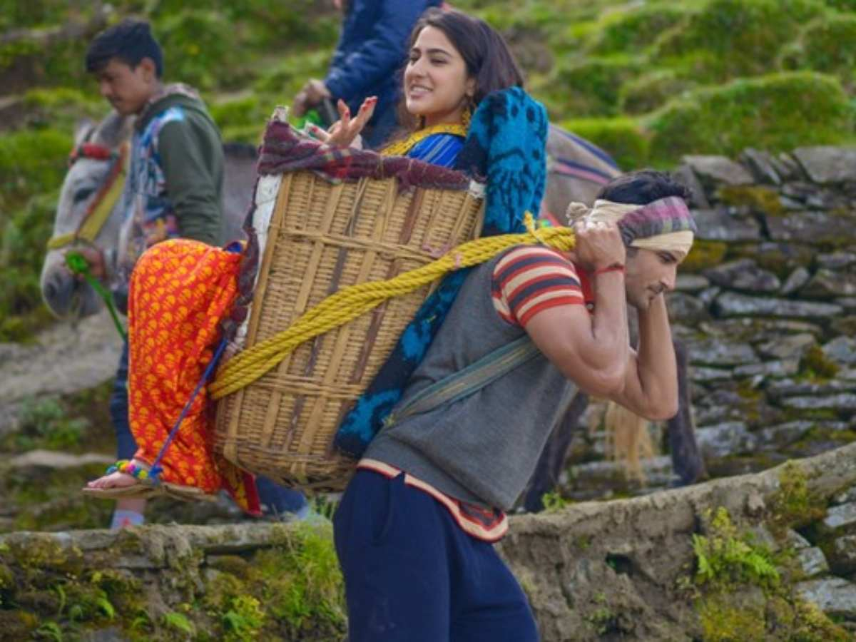 The Sushant Singh Rajput And Sara Ali Khan Starrer Finishes With Rs 70 Crore In Eight Weeks