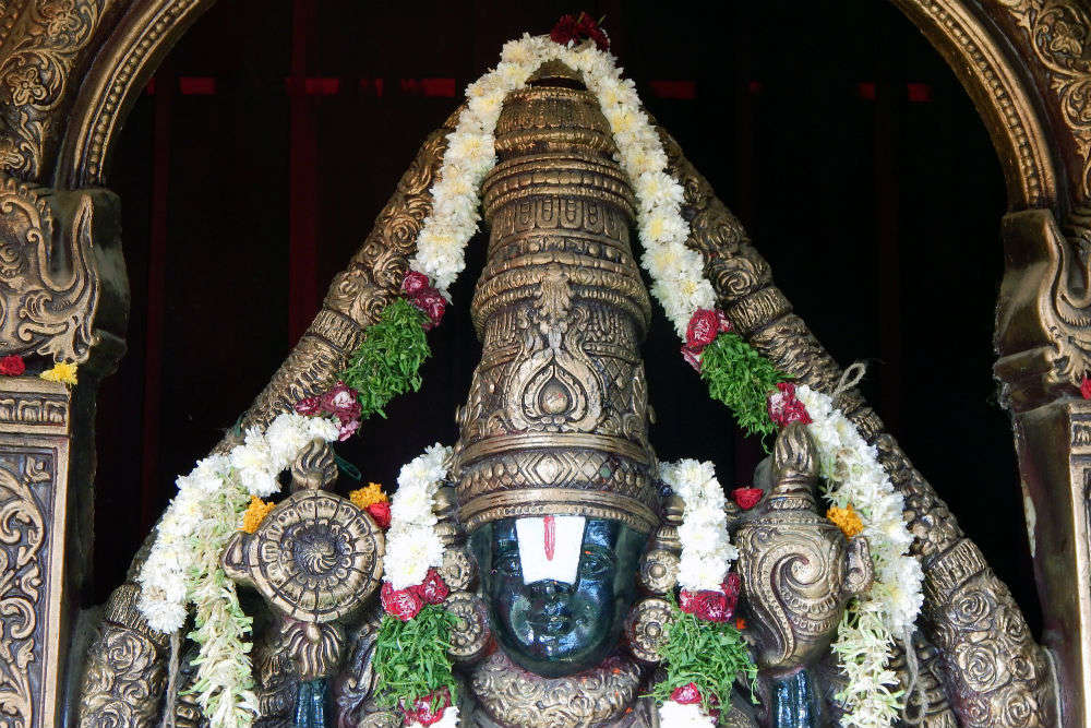 IRCTC is offering Balaji Darshan package with flight, stay, and temple-visit