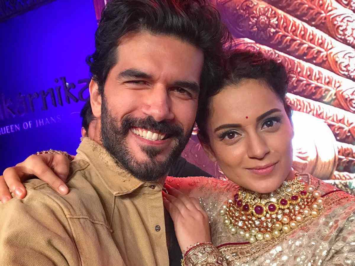 'manikarnika' Actor Taher Shabbir Supports Kangana Ranaut; Questions Why There Is No Controversy When Men Take People Out Of Films   Hindi Movie News