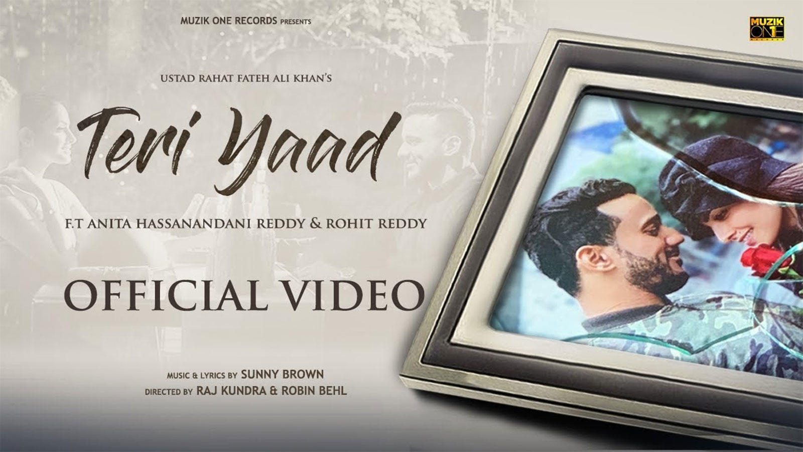 Latest Punjabi Song Teri Yaad Sung By Ustad Rahat Fateh Ali Khan