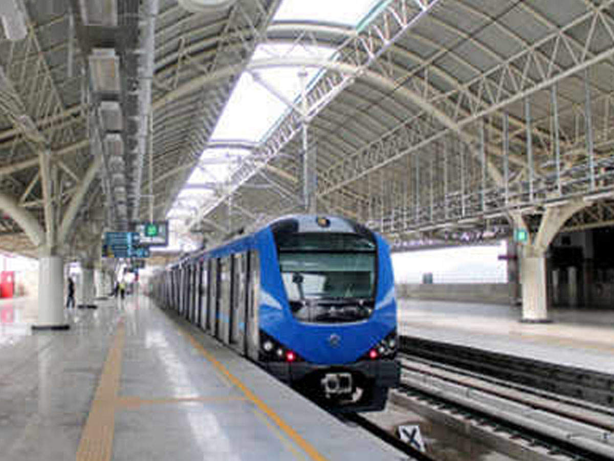 PM Narendra Modi to launch metro rail line in Chennai today