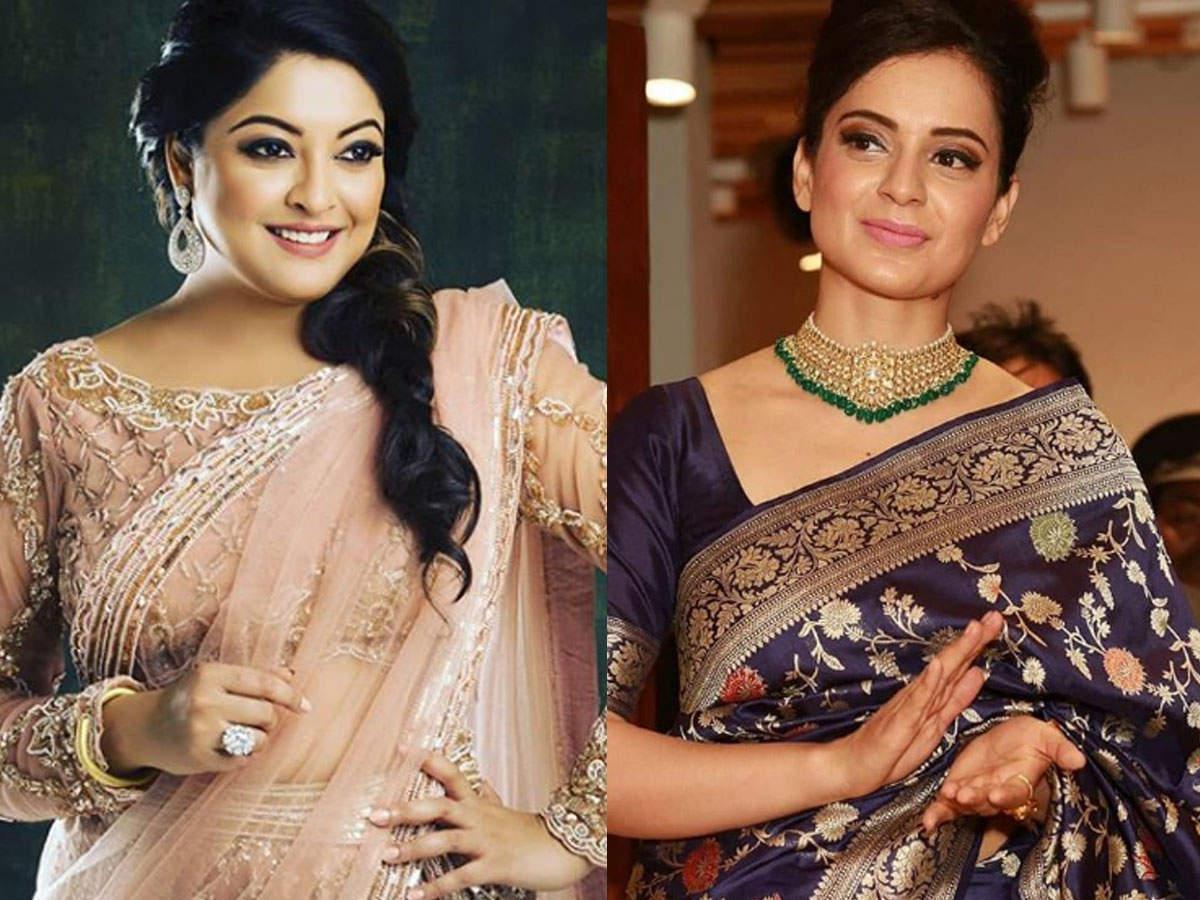 Tanushree Dutta Pens A Powerful Letter Congratulating Kangana Ranaut, Slams Bollywood For Not Supporting 'manikarnika: The Queen Of Jhansi' | Hindi Movie News