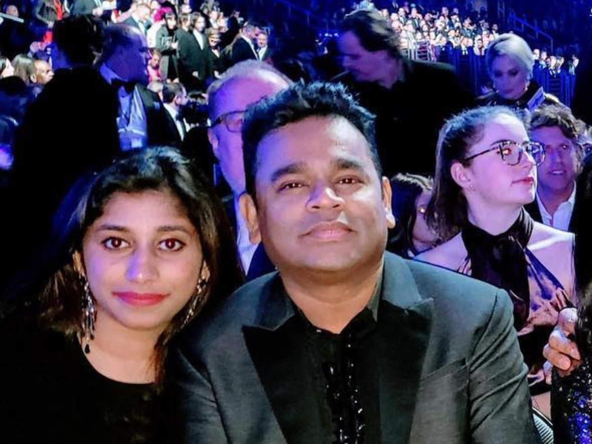 Inside Photos: Ar Rahman Attends 61st Grammy Awards With His Family | English Movie News