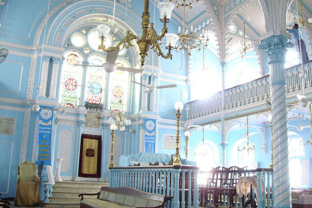 Mumbai's vintage Keneseth Eliyahoo Synagogue reopens