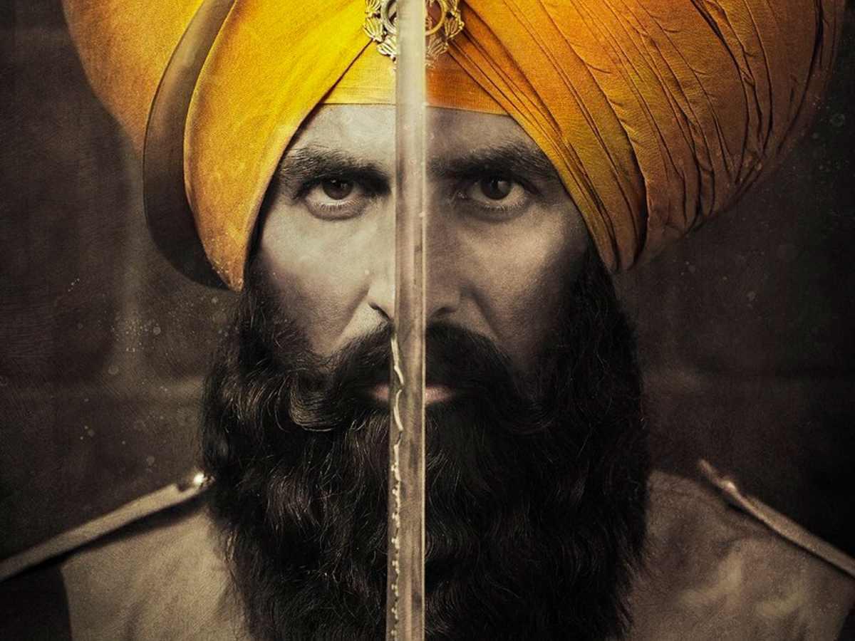 'kesari': First Glimpse  Of The Akshay Kumar Starrer Historical Drama Out! | Hindi Movie News