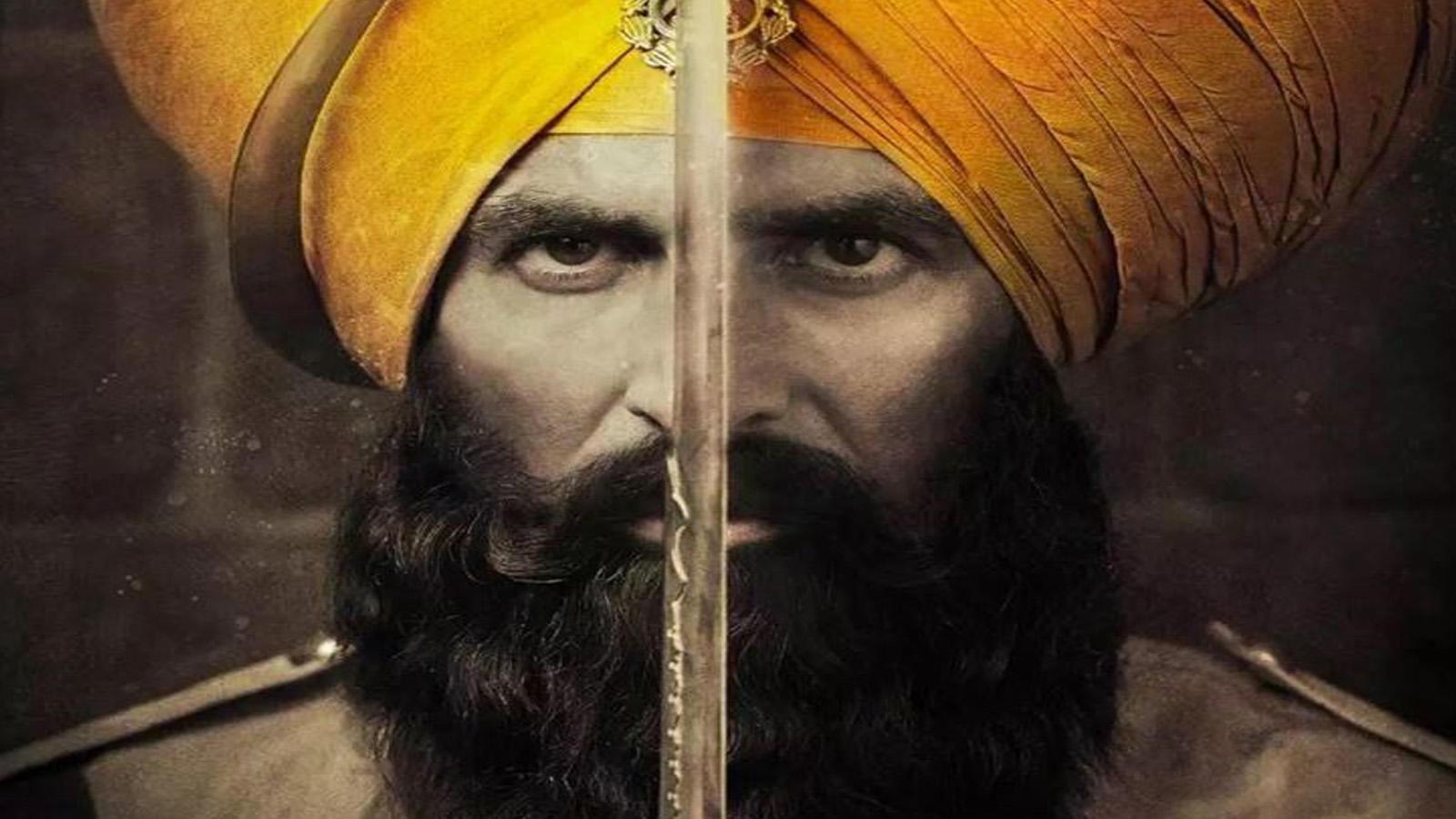 Akshay Kumar shares glimpses of his new film 'Kesari'