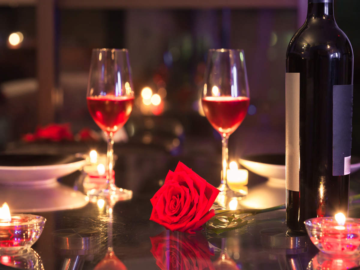 Plan A Special Dinner Date At Home This Valentine S Day