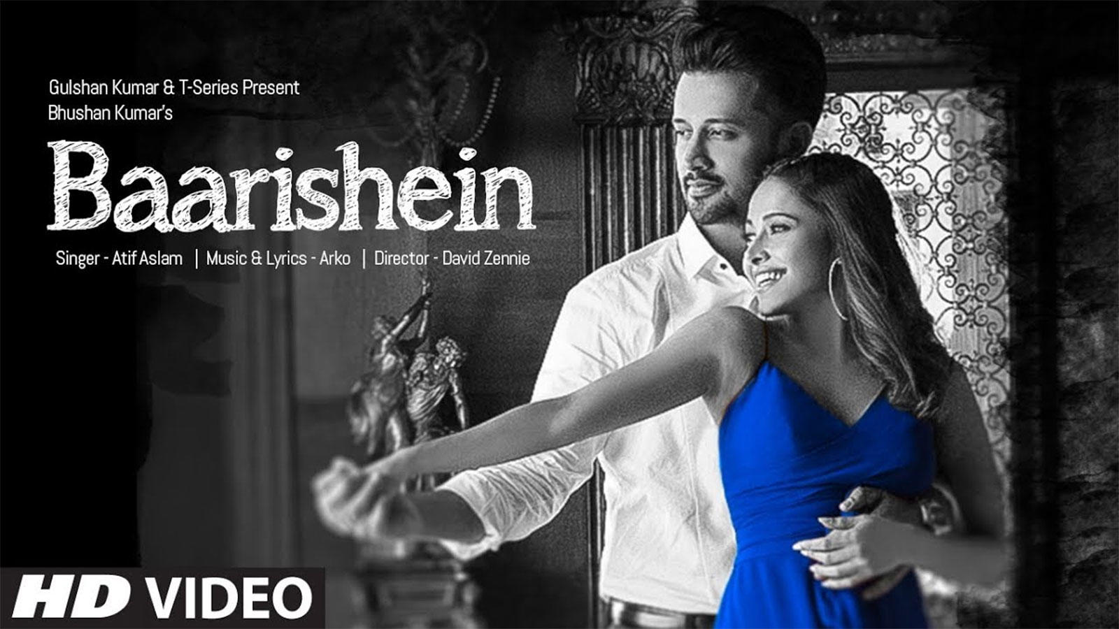 Latest Hindi Song Baarishein Sung By Atif Aslam