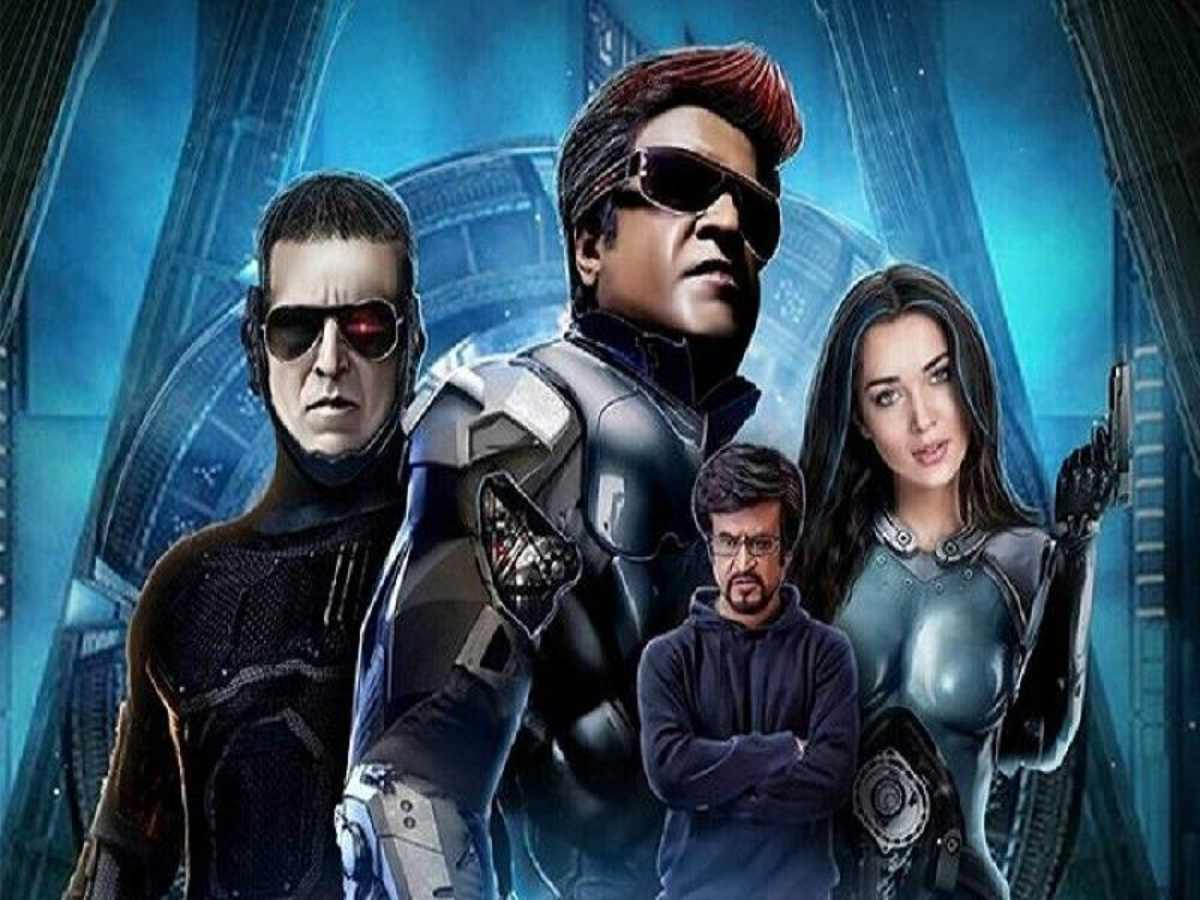 2 0' full movie box office collection all format: The Rajinikanth