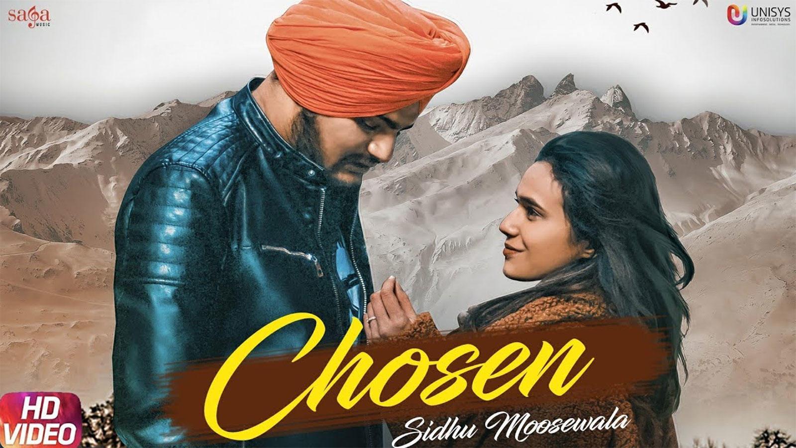 Latest Punjabi Song Chosen Sung By Sidhu Moosewala Ft  Sunny Malton