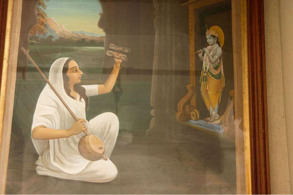 Experiencing the presence of Meerabai at Meera Mahal in Rajasthan