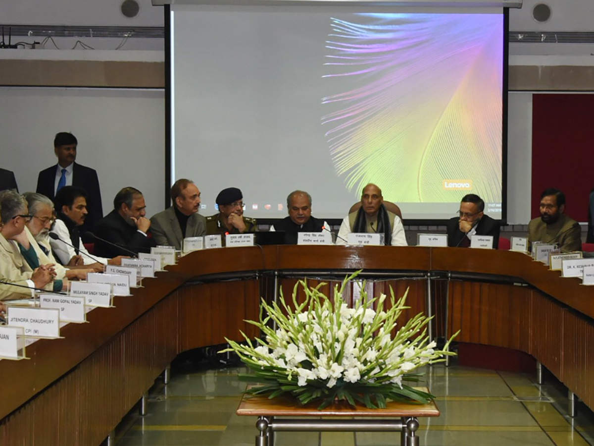 pulwama-terror-attack-rajnath-singh-chairs-all-party-meet