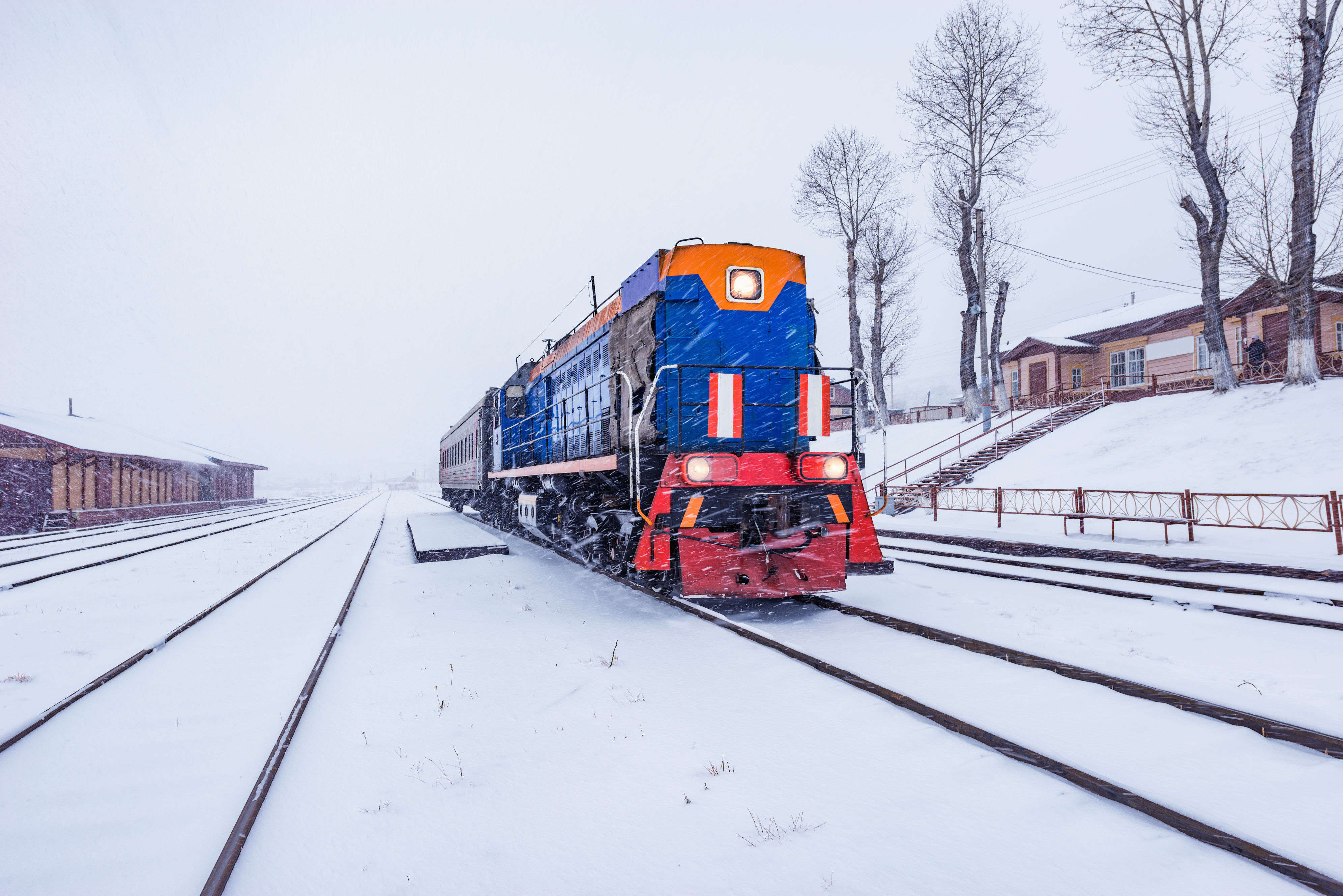 The longest train journey – Trans-Siberian Railway is a colossal adventure