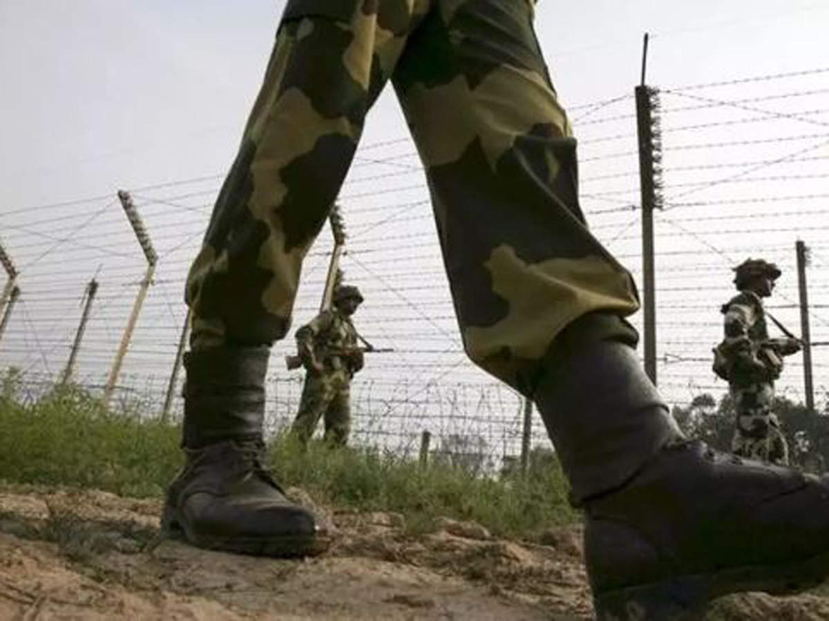 Rajouri News Army Officer Martyred Soldier Injured In IED Blast Along LoC Jammu Kashmirs