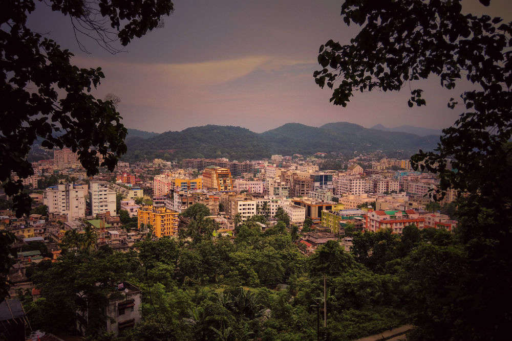 Now, enjoy sightseeing in Guwahati using cable car service starting April 2019