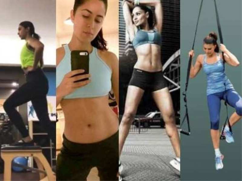 Workout methods Bollywood's fittest ladies follow