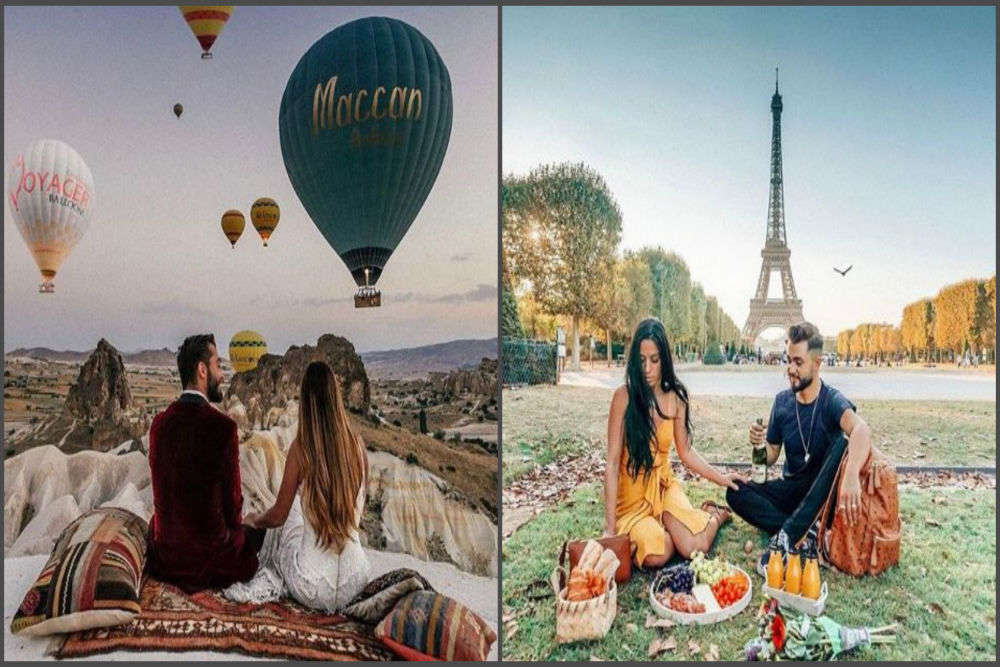 Meet the couple who honeymooned for a year by travelling to 33 countries!