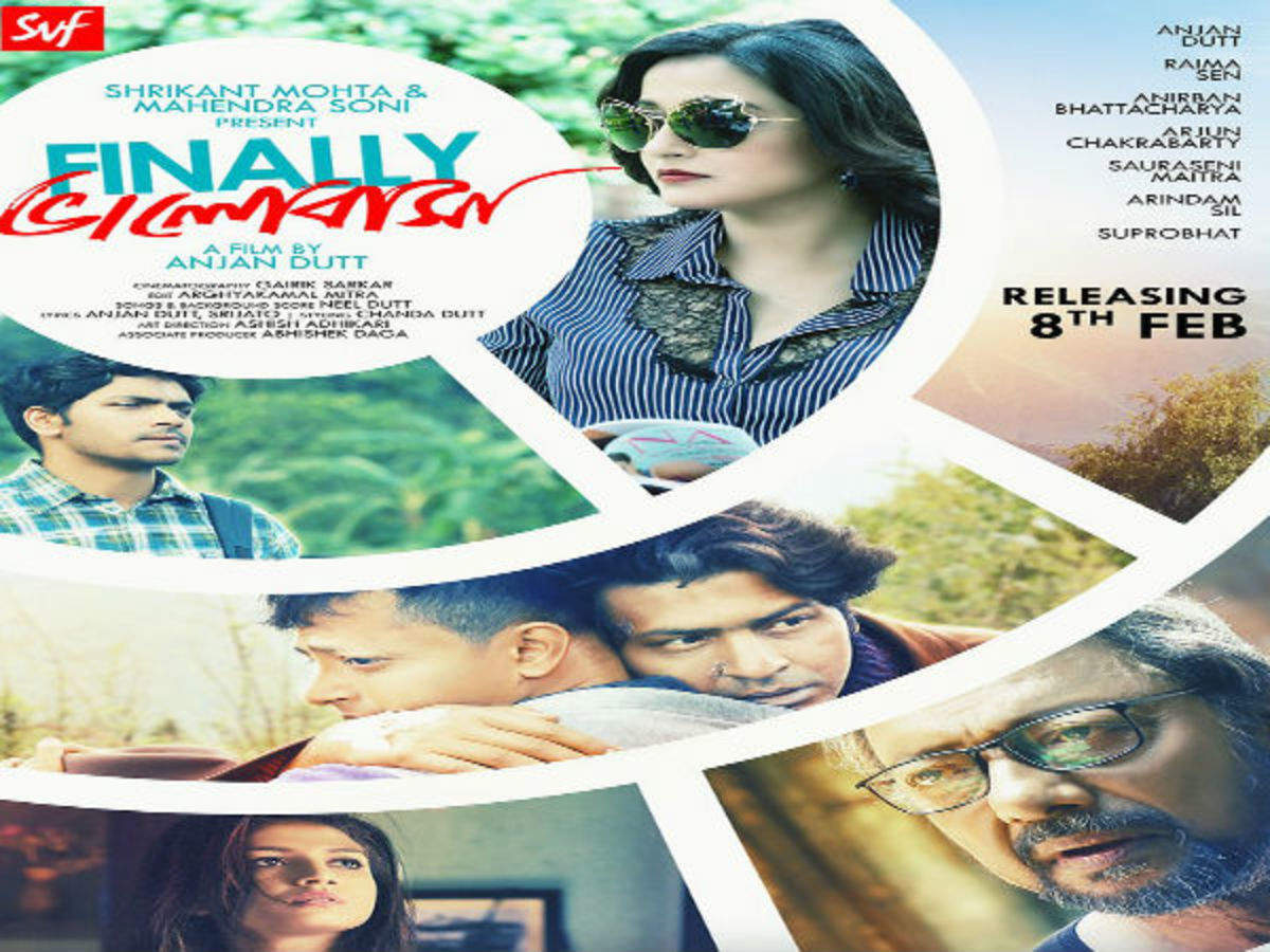Finally Bhalobasha' | Bengali Movie News - Times of India