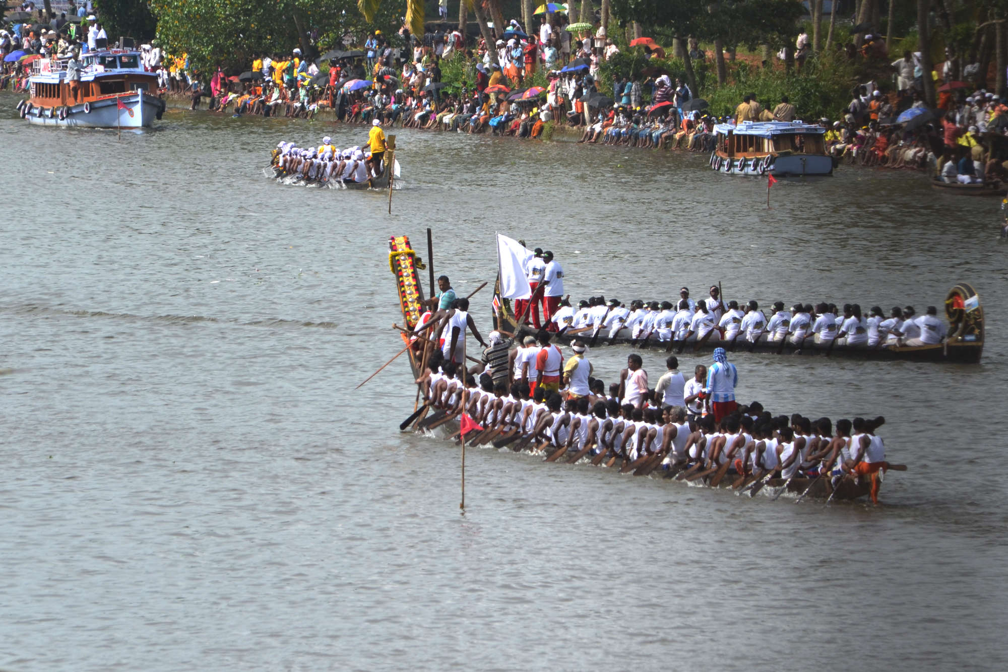 This year Kerala's famed boat races will be IPL-like championships