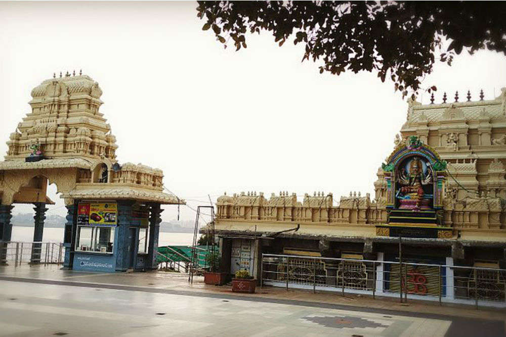 Bhadrakali temple in Warangal and its connection with the Kohinoor diamond