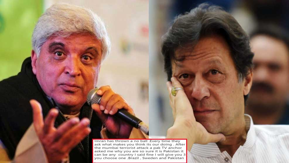 Pulwama terror attack: Javed Akhtar gives epic reply to