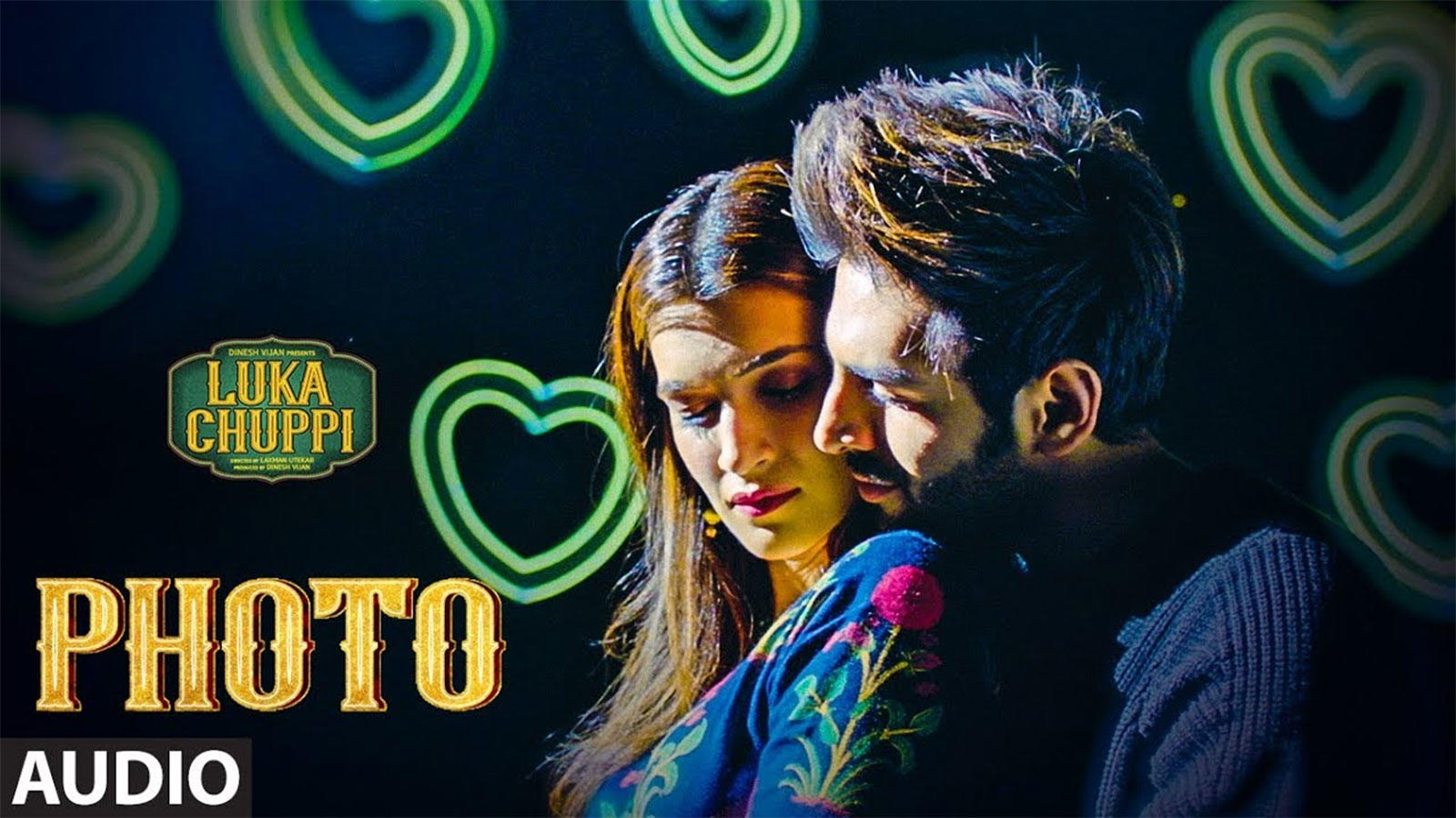 Luka Chuppi | Song - Photo (Audio) | Hindi Video Songs - Times of India