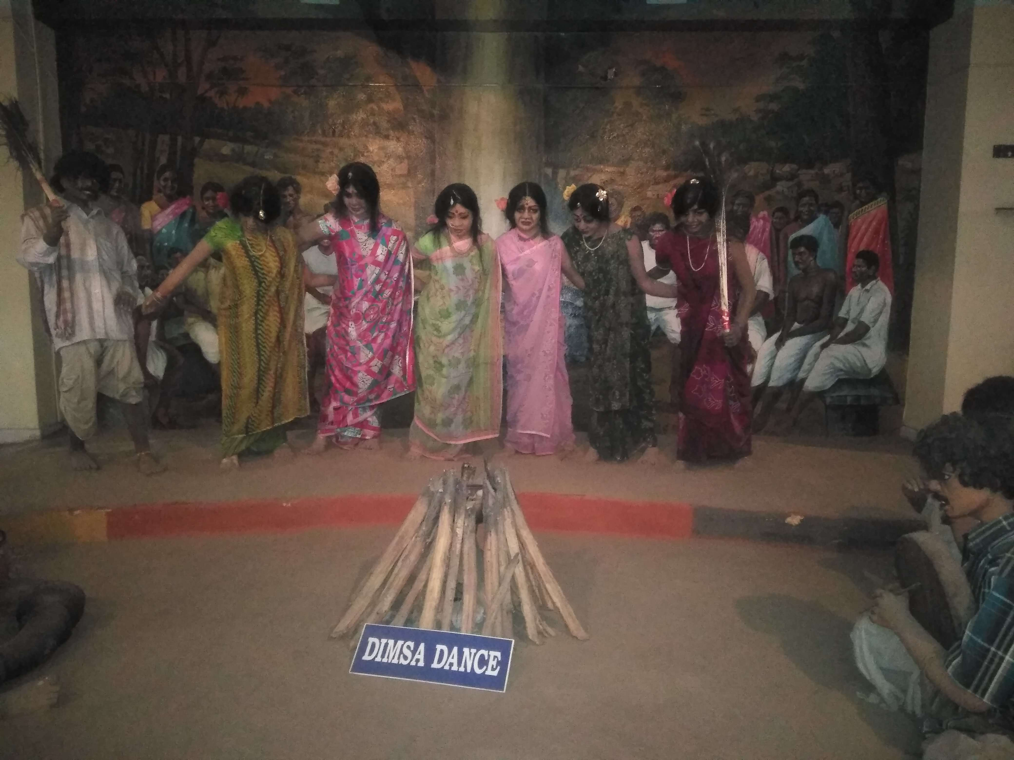 Visit Nehru Tribal Museum to get a glimpse of tribal lives from Andhra Pradesh