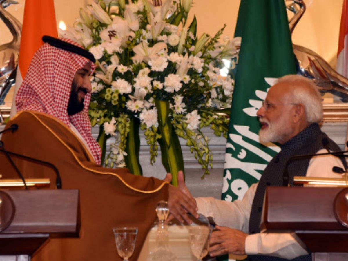 Saudi Crown Prince Mohammad Bin Salman India visit: Full text of