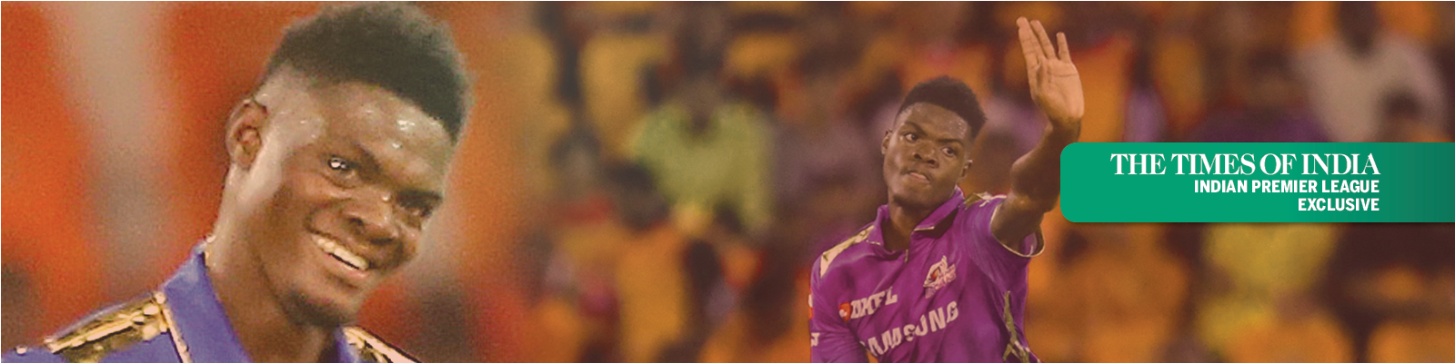 Bowler with best bowling figures in an IPL match