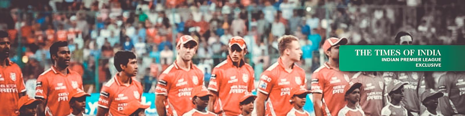 Teams with lowest winning margin by runs in IPL
