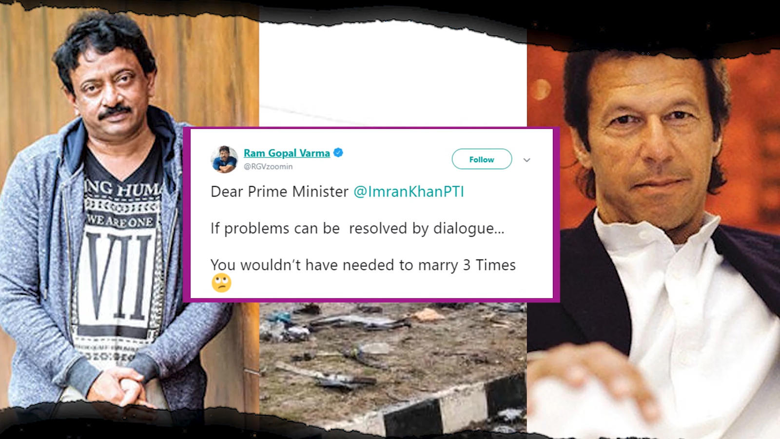 pulwama-terror-attack-ram-gopal-varma-taunts-pakistan-prime-minister-imran-khan-over-his-3-marriages
