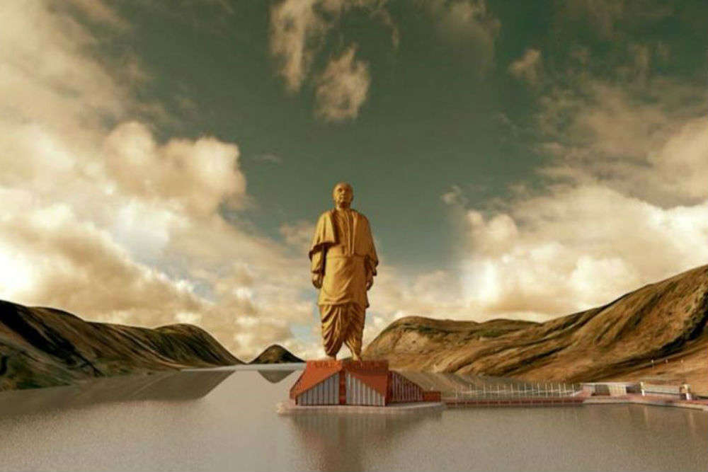 You can now have eco-friendly e-Bike tours at the Statue of Unity