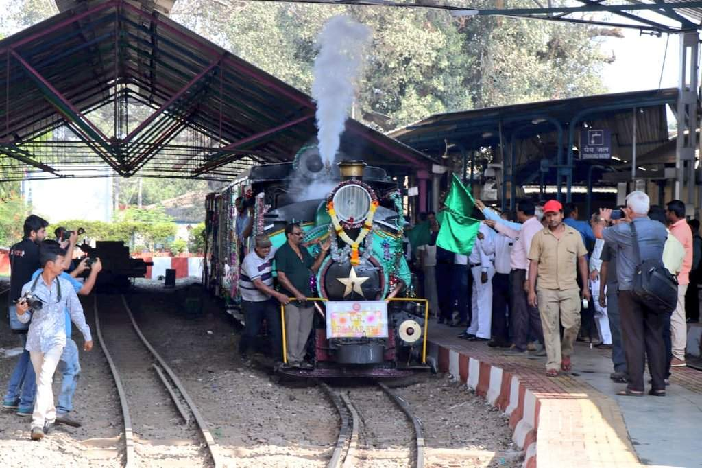 Matheran Toy Train to undertake special heritage run on Saturday