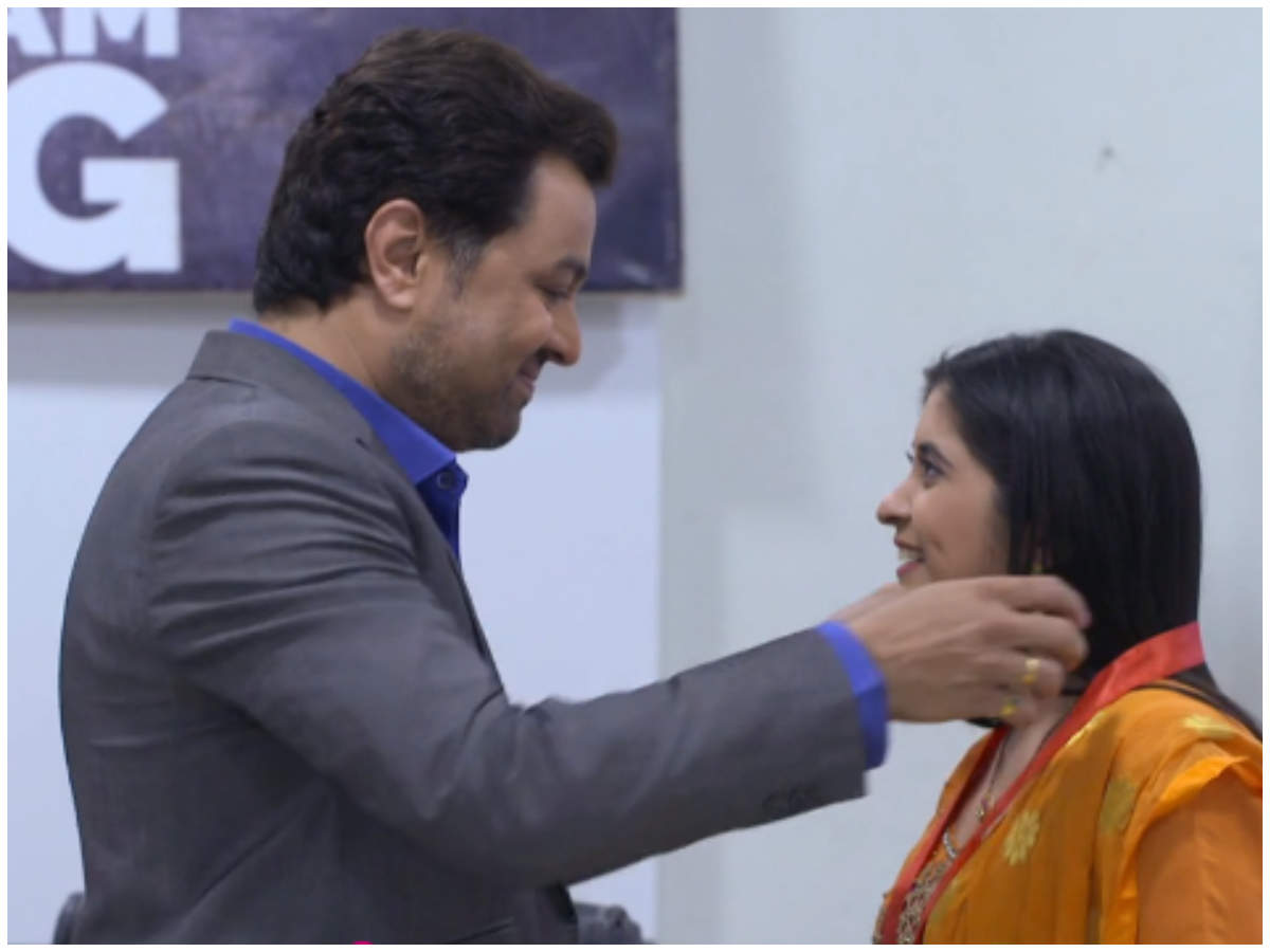 Tula Pahate Re written update, February 21, 2019: Vikrant
